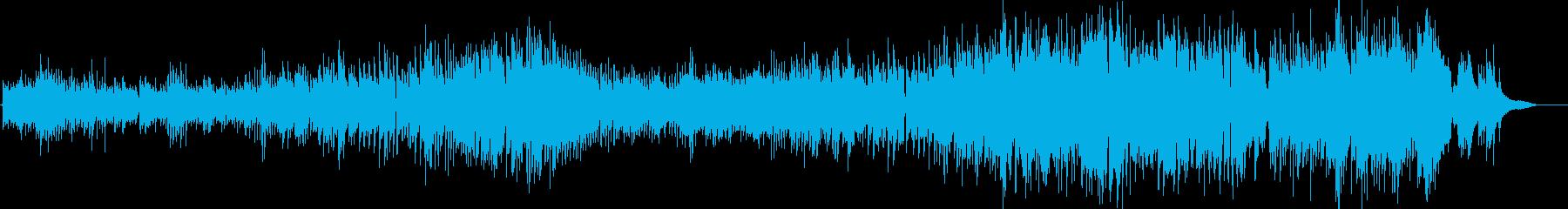 【生演奏】アコギによる優しいヒーリング曲の再生済みの波形