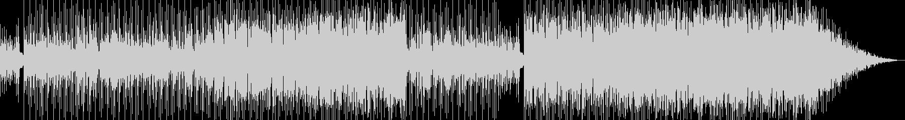 カントリー系インストゥルメンタルの未再生の波形
