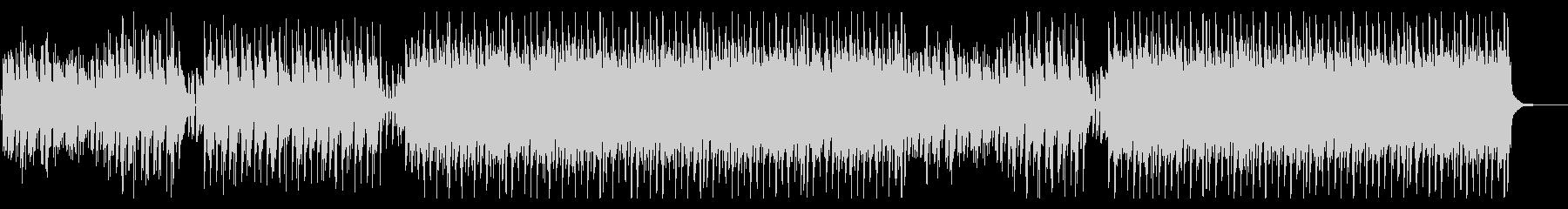 CMやVPにおしゃれかわいいピアノポップの未再生の波形