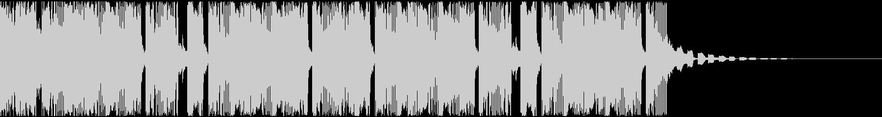 【アンビエント】ロング2、ショート5の未再生の波形