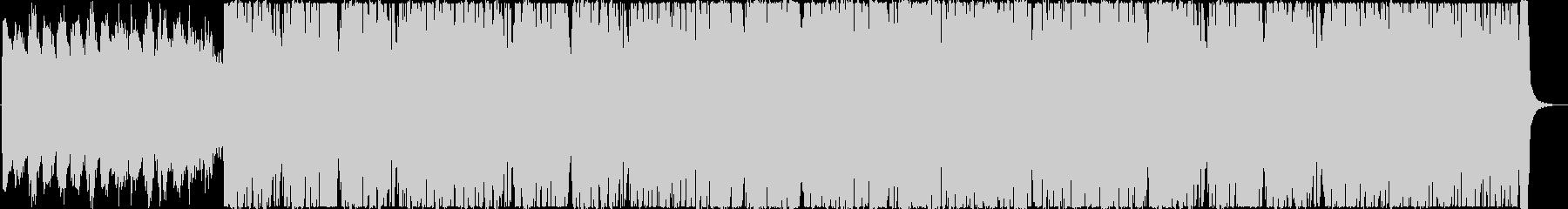 チャックマンジオーネっぽいフュージョン曲の未再生の波形