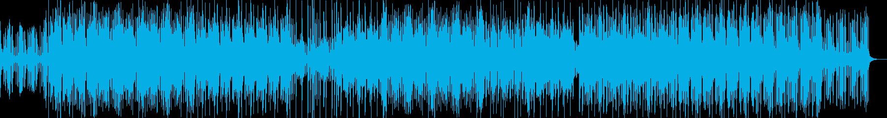 ファンク/ギター/ロック/エレクトリックの再生済みの波形