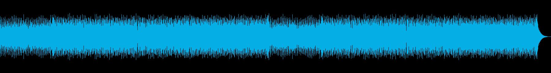 オープニング・CM・ファンキー・ハウスの再生済みの波形