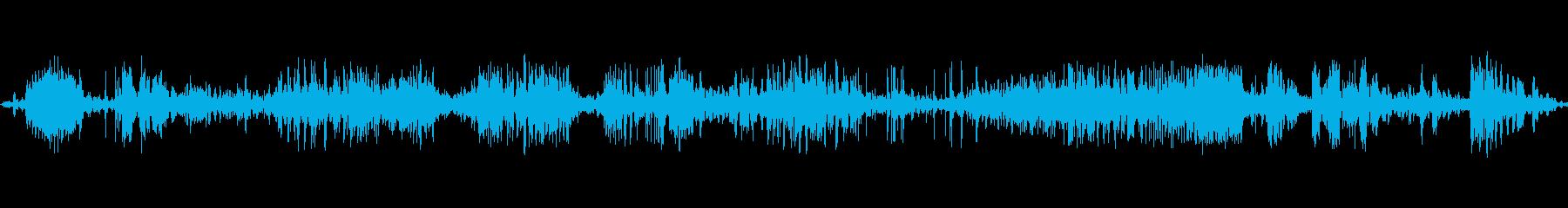 ゴム風船:ヘビーラブズアンドスキー...の再生済みの波形