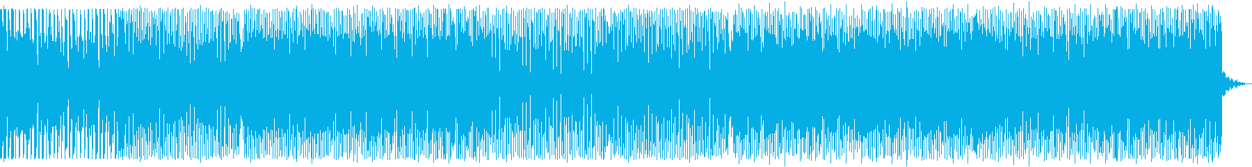 キラキラ。アパレル。ディスコ。2の再生済みの波形