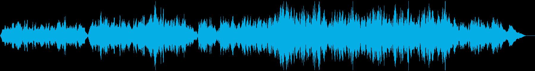 【All生演奏】温かくて切ない弦楽四重奏の再生済みの波形