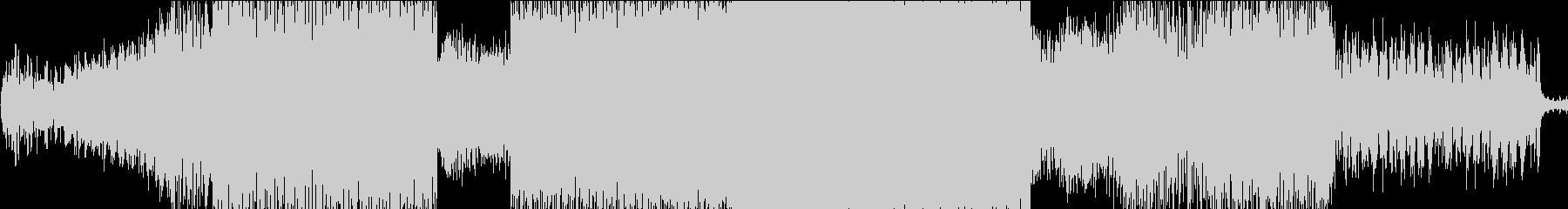 徐々にピアノの曲。シンフォニー70...の未再生の波形