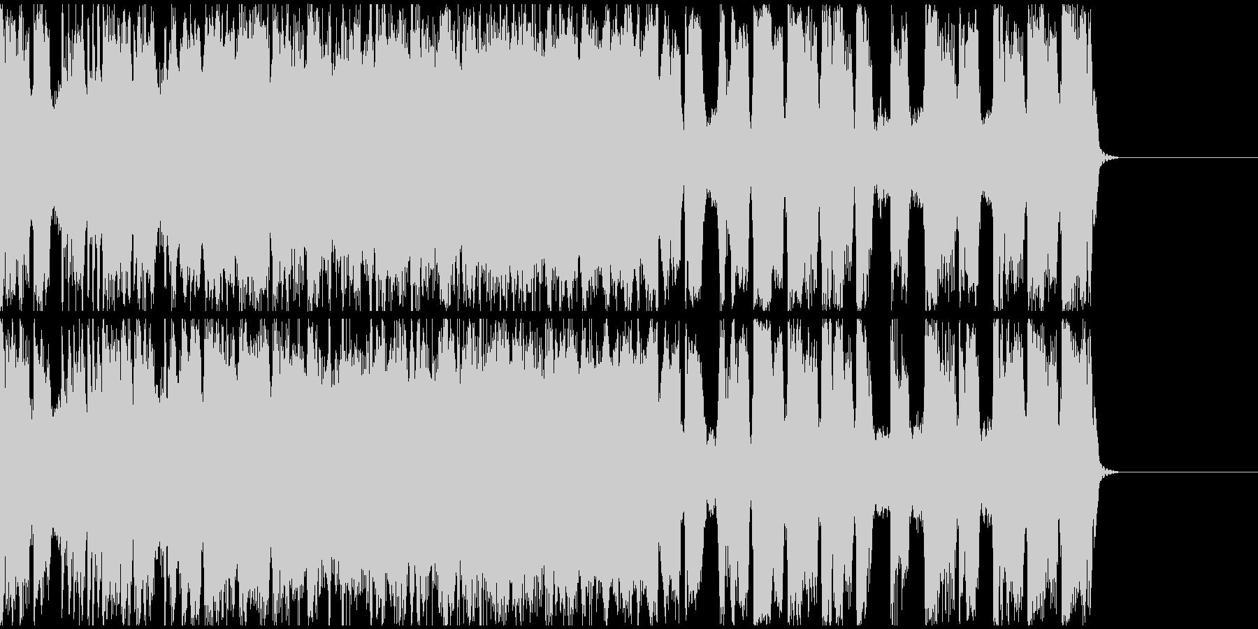 【フューチャーベース】4、ショート7の未再生の波形