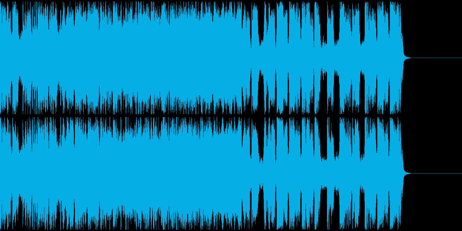 【フューチャーベース】4、ショート7の再生済みの波形