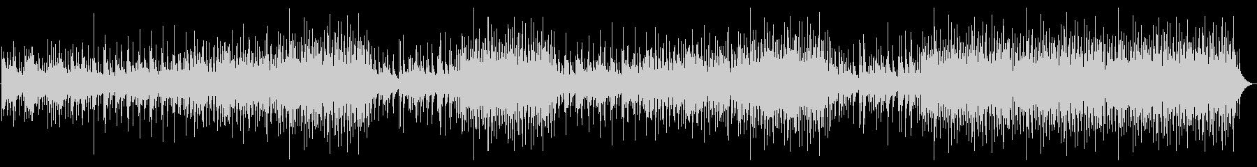 ピアノ、マンドリン、アコースティッ...の未再生の波形