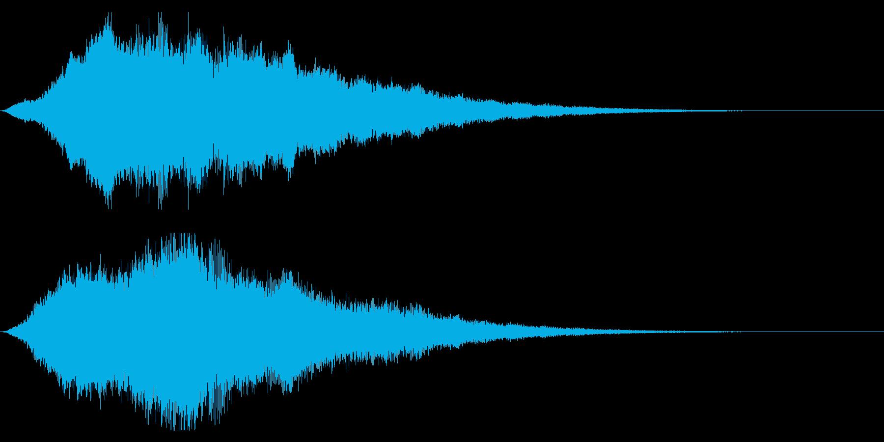 Dark_Attack-48の再生済みの波形