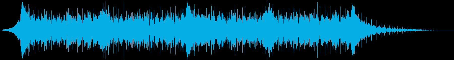 プログレッシブ 交響曲 緊張感 暗...の再生済みの波形