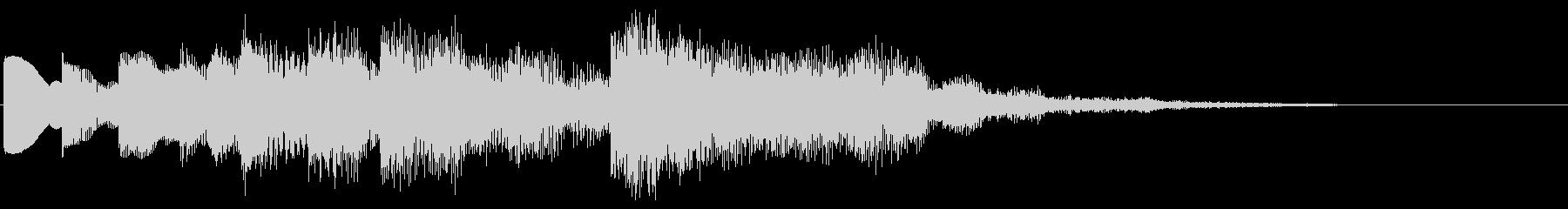 KANTベルアイキャッチ201021の未再生の波形