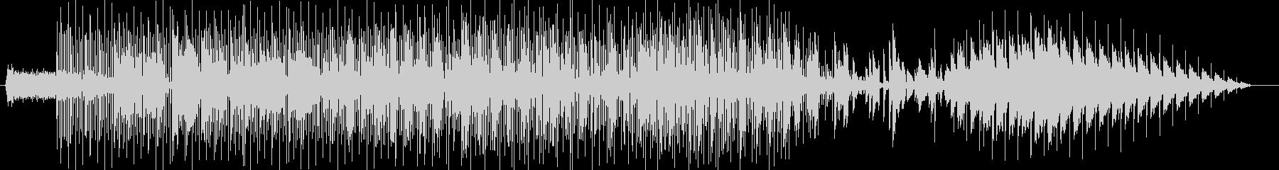 GANI GANIの未再生の波形
