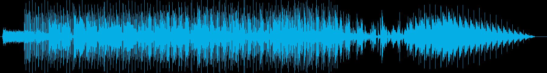 GANI GANIの再生済みの波形