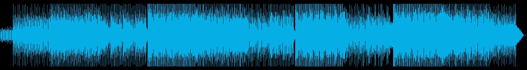 恋愛ジレンマポップスの再生済みの波形