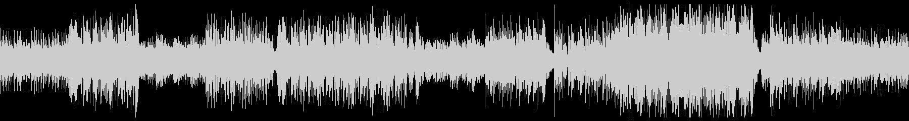 ゲーム用途のニューレトロBGM-Loopの未再生の波形