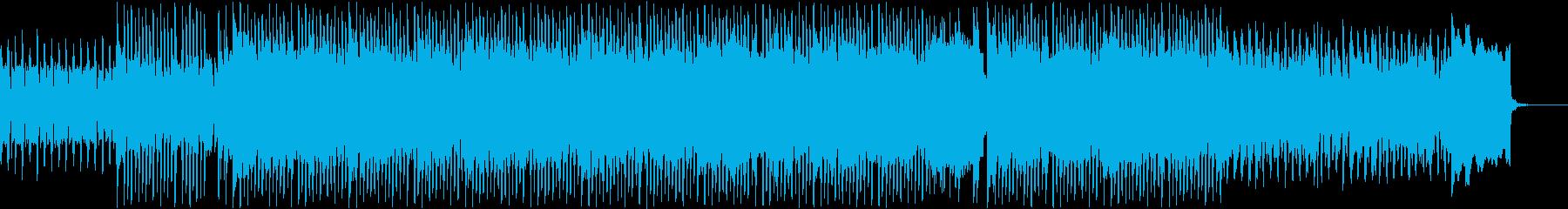 イントロ・OP・ED・次回予告・ロックの再生済みの波形
