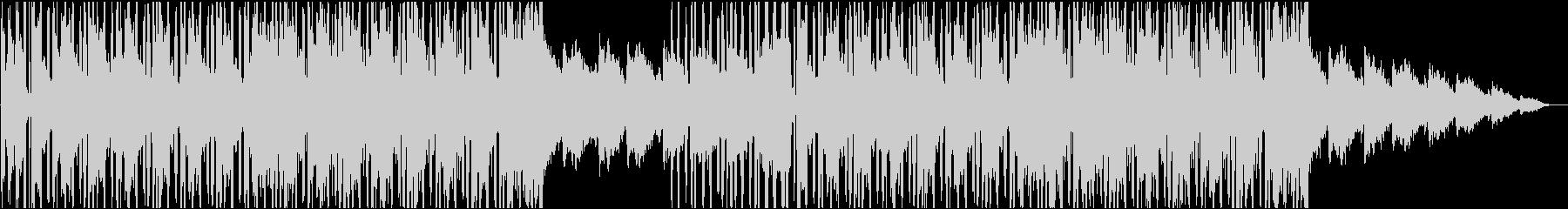 スローアーバンヒップホップの未再生の波形