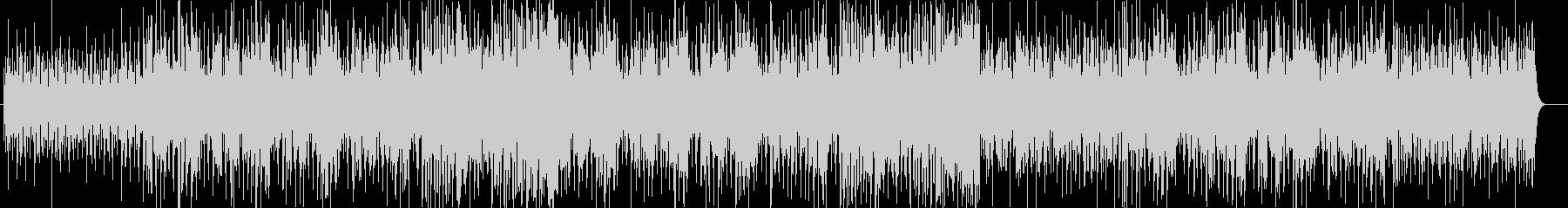 にぎやかなサンバパレード 吹奏楽の未再生の波形