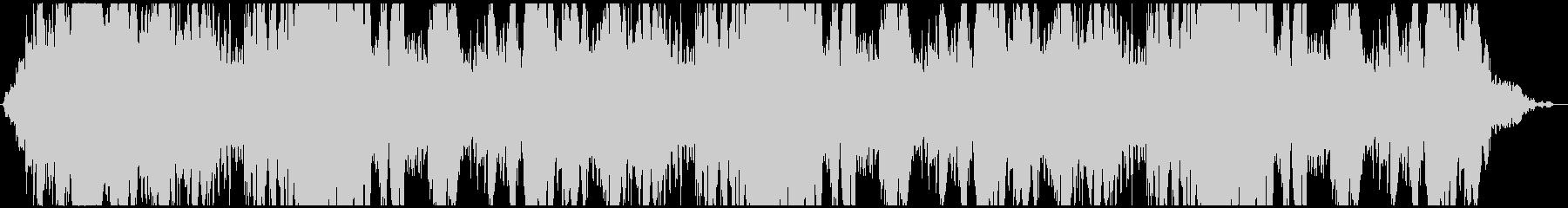 ドローン スプライス02の未再生の波形