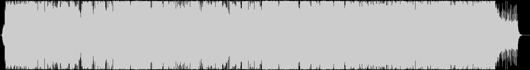 健忘の未再生の波形