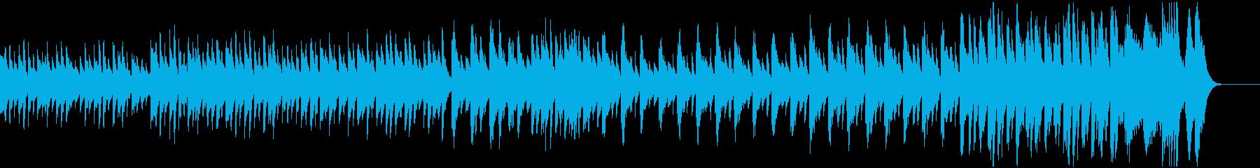 古典的なクラシック風の曲。ピアノ曲。の再生済みの波形