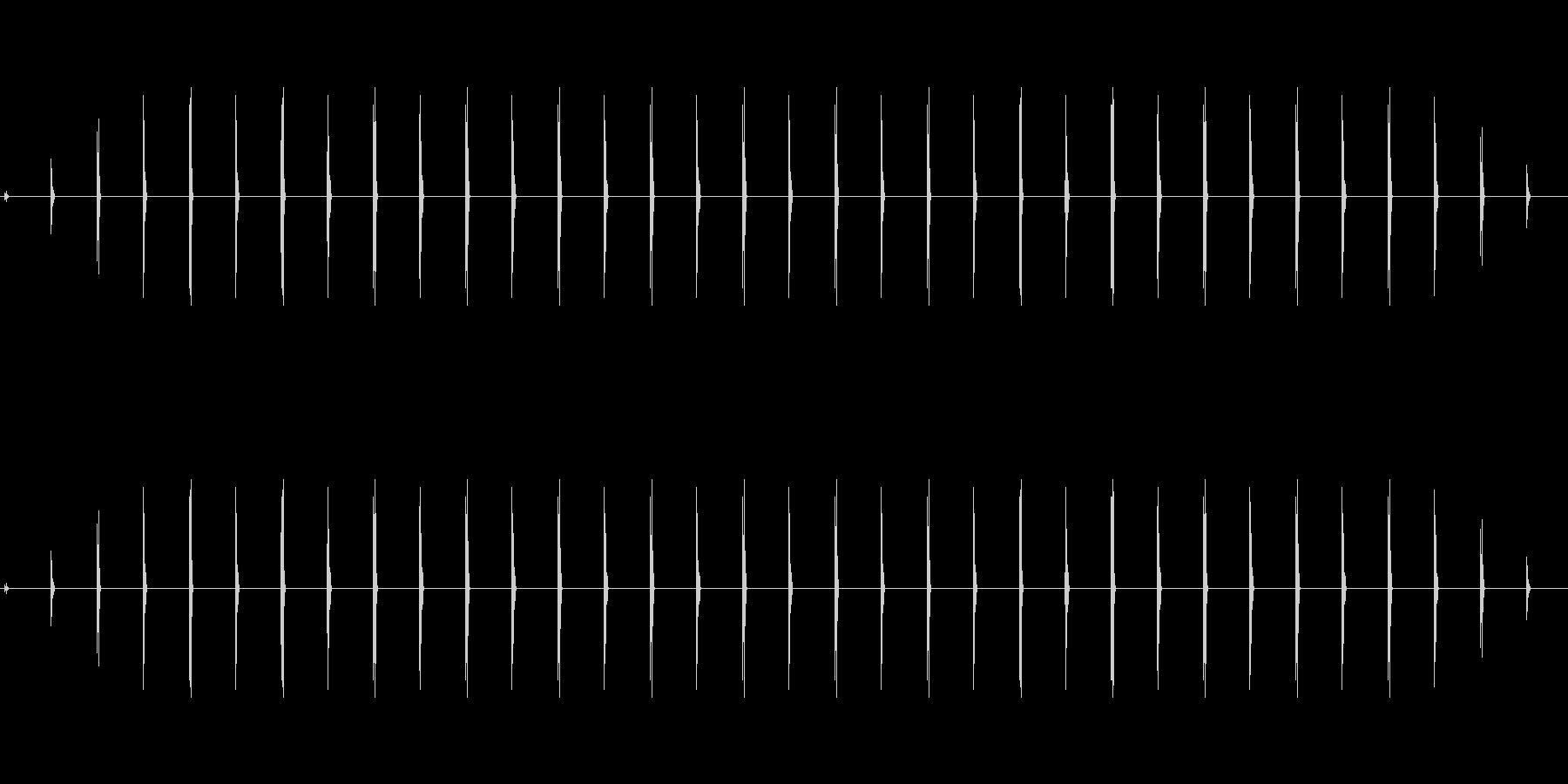 時計 ticktock_3-4_dryの未再生の波形