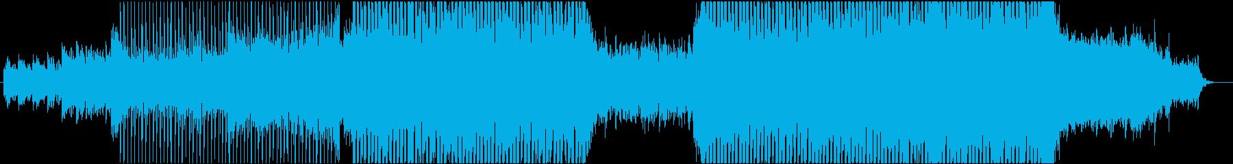 Connectionの再生済みの波形