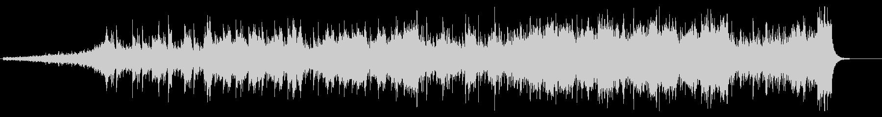 金管が活躍するエピックミュージックの未再生の波形