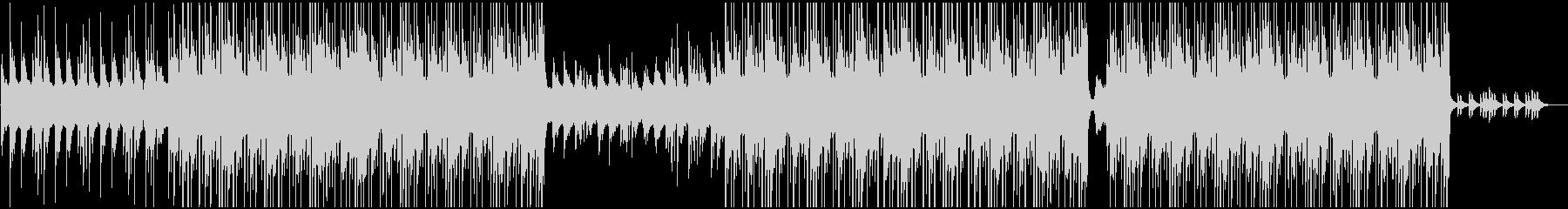 琴を使用した和風ローファイヒップホップの未再生の波形