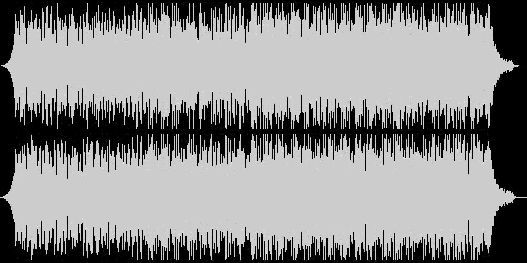 サイエンスコーポレート(中)の未再生の波形