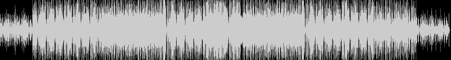 ヒップホップ・ファンキーソウルの未再生の波形
