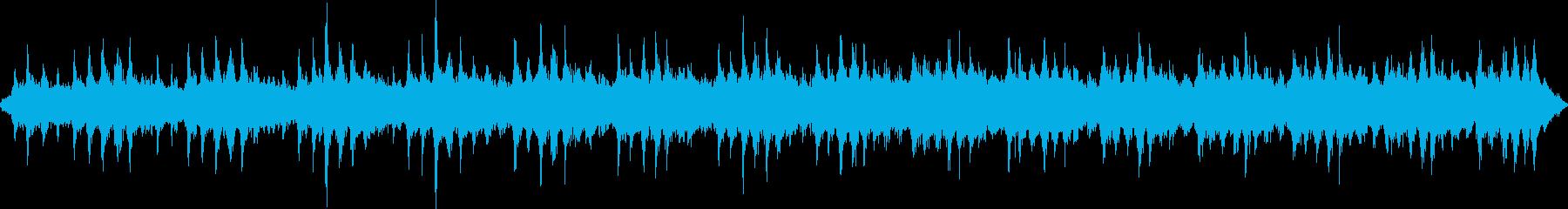 パドルホイールリバーボート:蒸気駆...の再生済みの波形