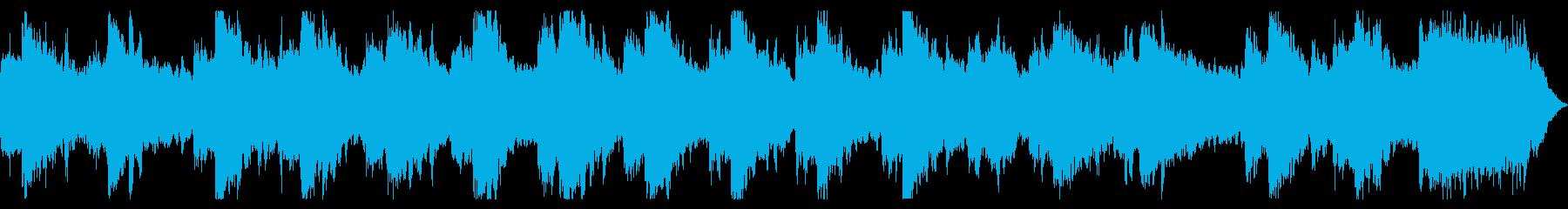 これらの美しい音とメロディーで表現...の再生済みの波形