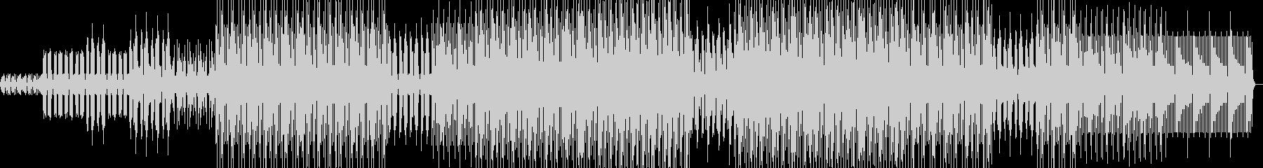 ループハウスの未再生の波形