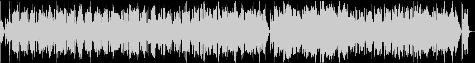 シンセ中心のコミカル曲_ショートの未再生の波形
