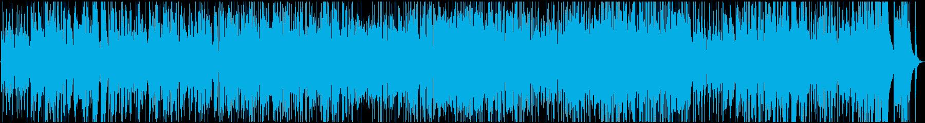 スイングジャズインストゥルメンタル...の再生済みの波形