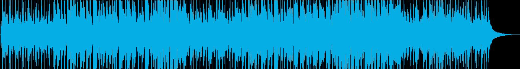 童謡「シャボン玉」ポップスアレンジの再生済みの波形