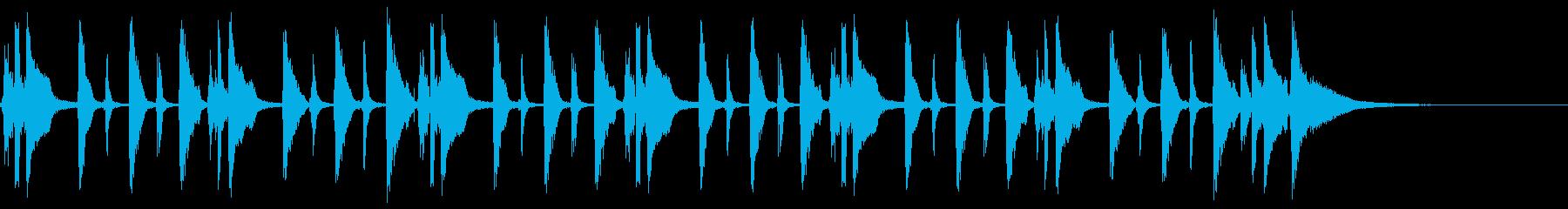 バンジョー:クイックリズムストラミ...の再生済みの波形