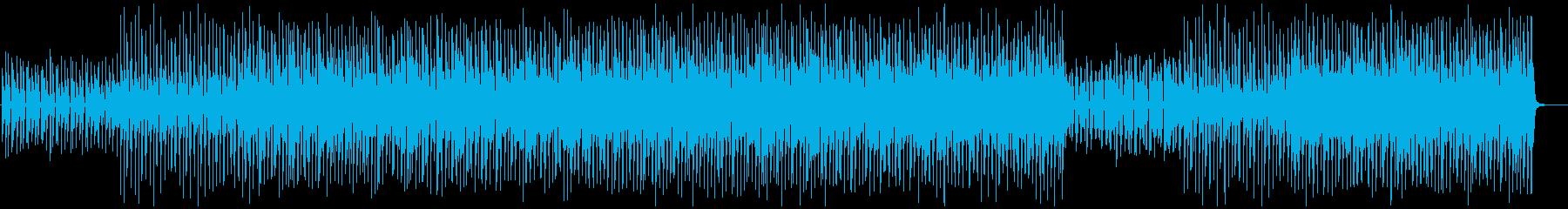 Fun, happy, nimble, ukulele, whistling's reproduced waveform