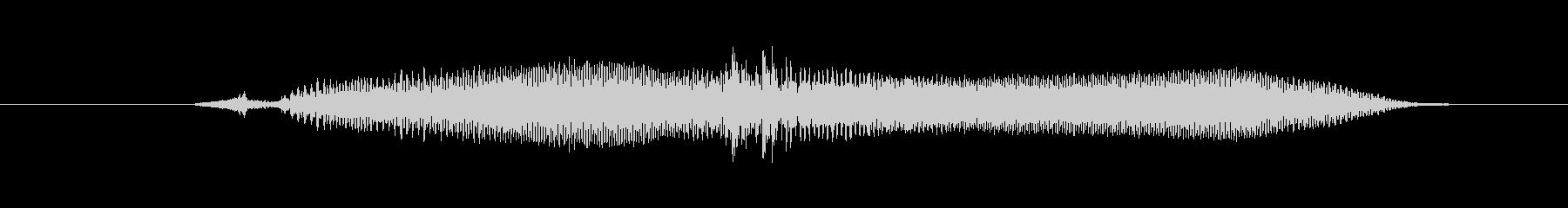 鳴き声 リトルガールWww 01の未再生の波形