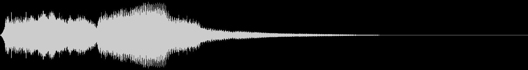【ホラー】SFX_28 奇妙の未再生の波形