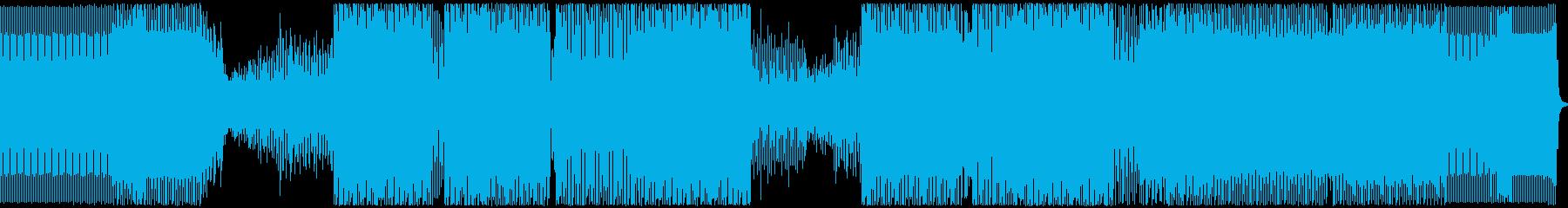 パノラミック、イングリッシュニュー...の再生済みの波形