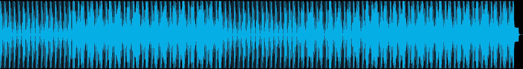 アラブ エキゾチック EDMの再生済みの波形