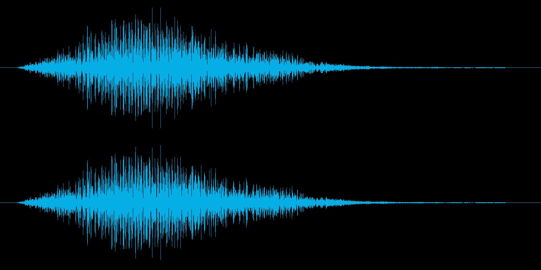 ドラゴン モンスター ゲーム 攻撃 弱の再生済みの波形