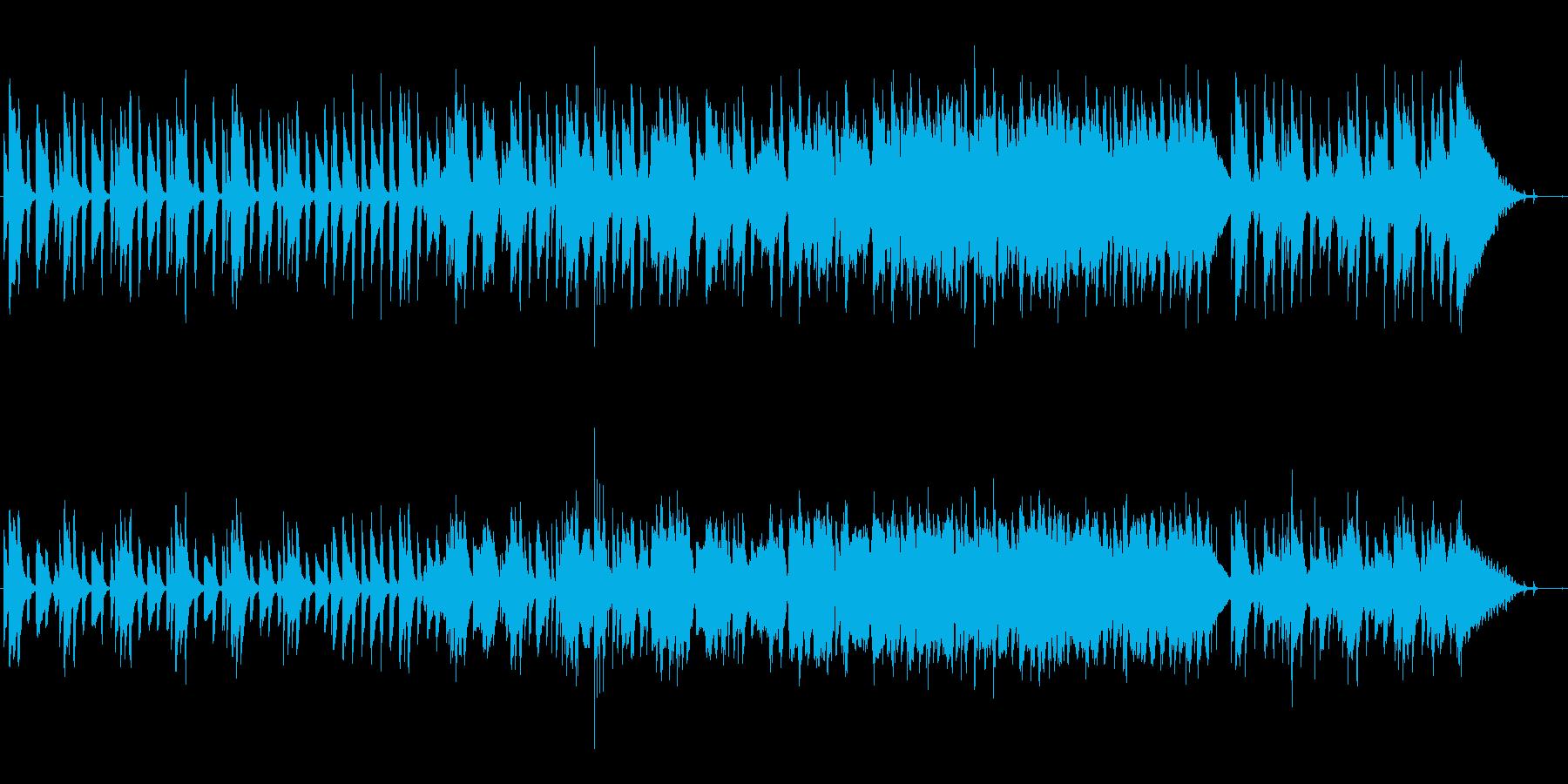 素朴 トイピアノ かわいい ほっこりの再生済みの波形