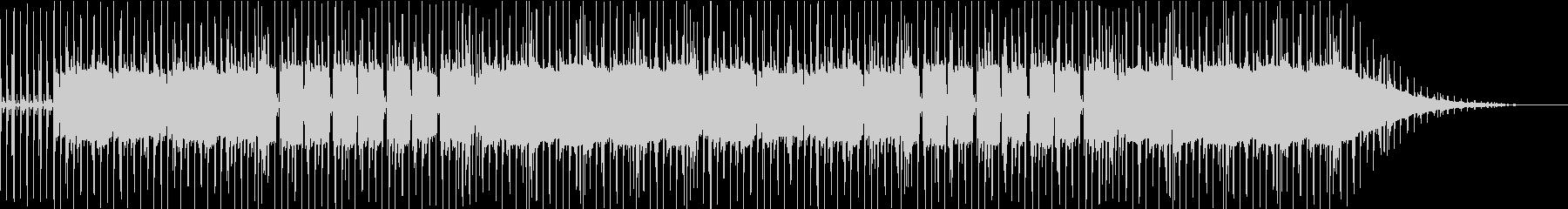 クラシックな80年代のシンセポップ...の未再生の波形