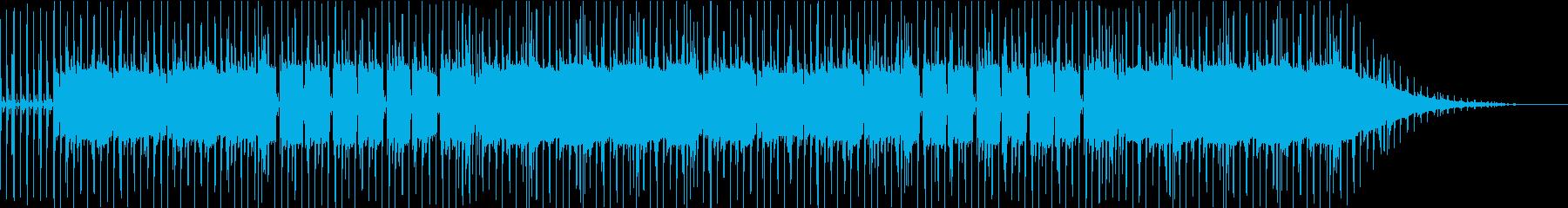 クラシックな80年代のシンセポップ...の再生済みの波形