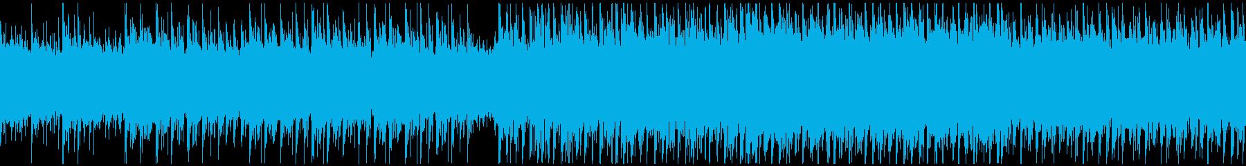 ループ仕様|プレゼンなどの企業VPにの再生済みの波形